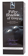 Вагинальные шарики Fifty Shades of Grey Delicious Pleasure